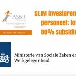 Meer doen aan Leren en Ontwikkelen en loopbaanadvies met de SLIM regeling