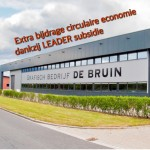 Drukkerij De Bruin draagt door LEADER-subsidie extra bij aan circulaire economie